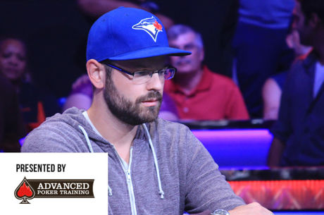 The 2016 WSOP November Nine: Seat 1, Griffin Benger