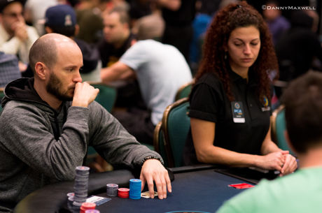 Mike Leah Wins Fourth WSOP Circuit Ring at Harrah's Cherokee