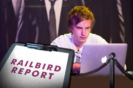 "The Railbird Report: A Close Up Look at the Insane Swings of Viktor ""Isildur1"" Blom"