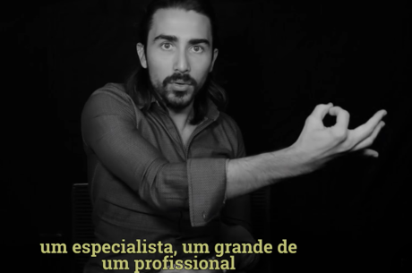 Profissional versus Amador por Gabriel Goffi