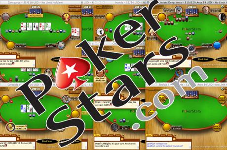 Xungazz, CesarioPT86 e soleej Faturam na PokerStars
