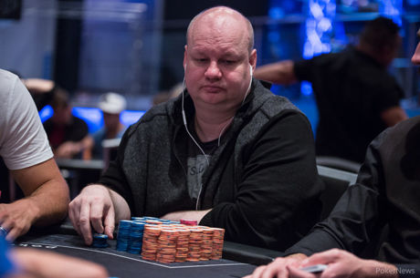 PokerNews Cup Main Event: Ronny Voth ist Chipleader nach Tag 2