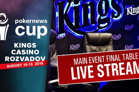 PokerNews Cup Finaltisch Live Stream ab 13:30 Uhr