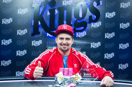 Timur Caglan спечели PokerNews Cup Rozvadov Main Event за  €44,707!