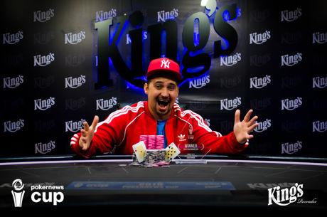 Timur Caglan gewinnt den 2016 PokerNews Cup im King's