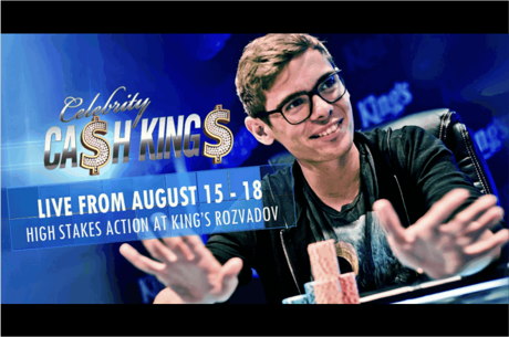 [LIVE STREAM] Zilnic, 'Celebrity Cash Kings' cu Tony G, Fedor Holz, Dan Cates etc.