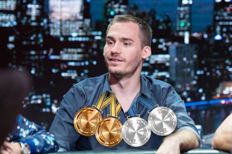 What if the WSOP Awarded Olympic Gold, Silver and Bronze Medals?