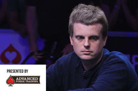 The 2016 WSOP November Nine: Seat 2, Vojtech Ruzicka