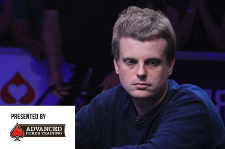 Die 2016 WSOP November Nine: Seat 2, Vojtech Ruzicka