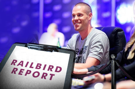 The Railbird Report: Online's Biggest Winner Patrik Antonius Back in Action