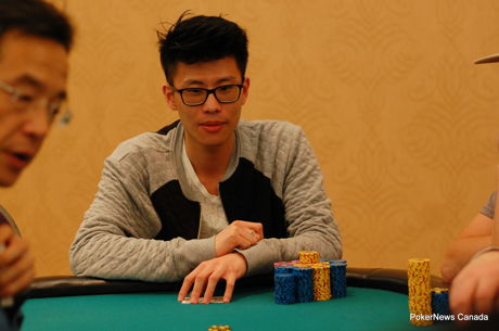 Alex Po Bags Dominating Stack in Summer Super Stack Main Event Day 1b