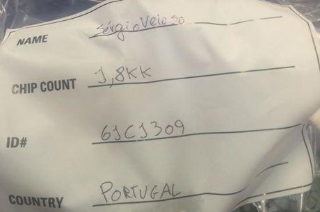 Sérgio Veloso Last 29 na PokerStars Cup Barcelona; €174k Para o Vencedor