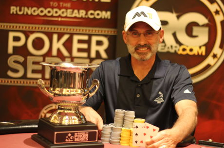 Mike Sortino Wins RunGood Poker Series Horseshoe Council Bluffs ($40,320)