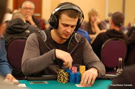 Tyler St. Clair Tops Summer Super Stack Main Event Day 1c