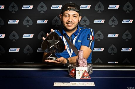 Mohamed Samri Wins Estrellas Barcelona Main Event after Heads-Up Deal; Chris Moorman 3rd
