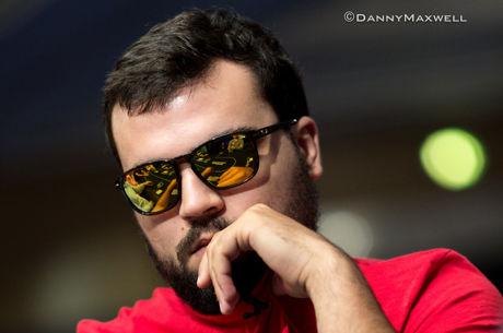 Rui Sousa 29º High Roller €2.2k Estrellas Poker Tour (€8.140)