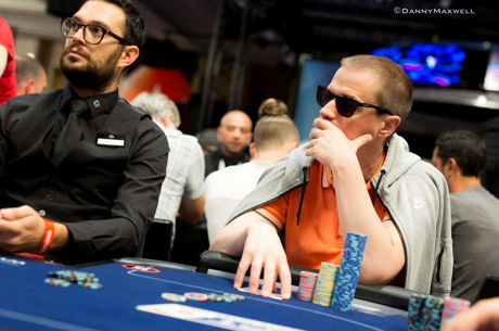 2016 EPT Barcelona Main Event Tag 1b: Andrey Sharonov in Führung