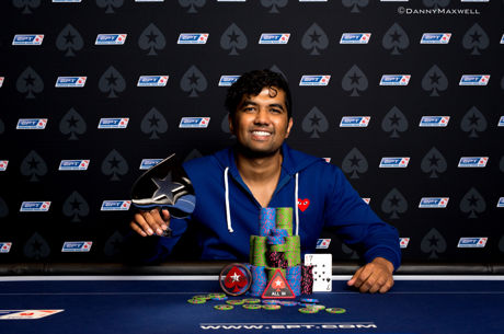Pratyush Buddiga siegt beim EPT Barcelona €25,500 Single-Day High Roller