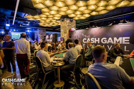 The Cash Game Festival in Bulgaria on Aug. 31 Isn't Just About 120 Hours of Poker
