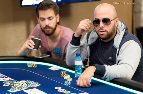 2016 EPT Barcelona Main Event Day 2: Nicolas Chouity Bags the Lead