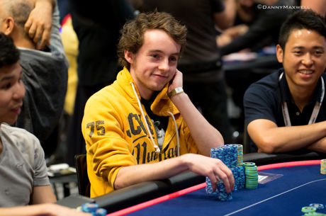 2016 EPT Barcelona Main Event Day 3: Anthony Chimkovitch in the Lead