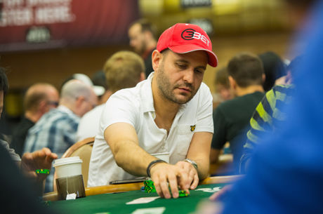 Roberto Romanello Extends His Contract With partypoker