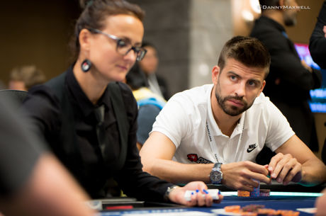 WATCH: Soccer Star Gerard Pique Talks to PokerNews at EPT Barcelona