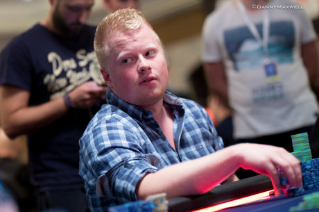 EPT Barcelona €5.300 Main Event - Thomas De Rooij & Anthony Chimkovitch naar Dag 5!