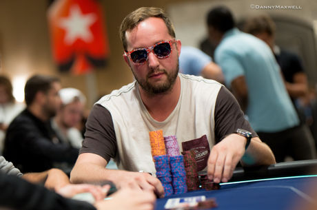 2016 EPT Barcelona €10,300 High Roller Day 1: Marc-Olivier Perrault Leads the Way