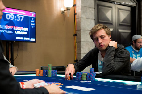 2016 EPT Barcelona €10,300 High Roller Day 2: Julian Stuer Leads Final 36