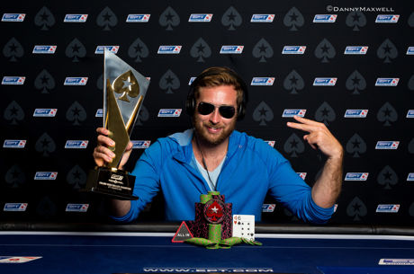 Connor Drinan Vence High Roller €10.300 EPT Barcelona (€849.200)