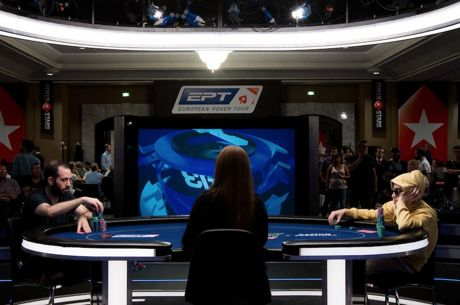 """We Are Both Heroes"": Big River Calls During Heads-Up in the EPT Barcelona Main Event"