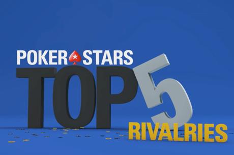 As 5 Maiores Rivalidades Captadas em Vídeo pela PokerStars