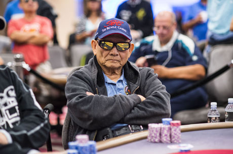 WPT Legends of Poker Final Table Set, POY Leader Zamani Headlines