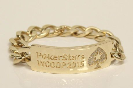 Joel Brown's 2015 WCOOP Bracelet Shows up on eBay