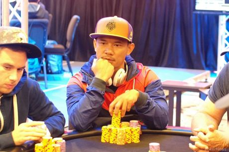 $2.5 Million Guaranteed WinStar Event Kicks Off, Philacack Tops Day 1a