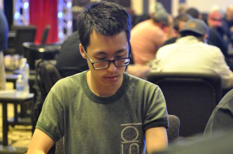 Winstar River Poker Series: Mike Wang Tops Day 1B Field $2.5 Million Guaranteed Main Event