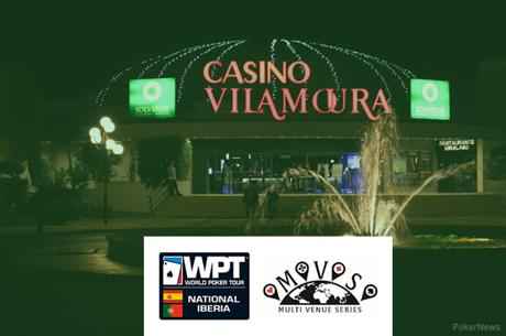 Calendário WPT National Iberia - 11 a 16 de Outubro no Casino de Vilamoura