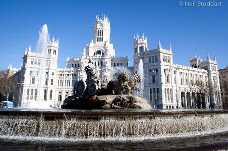 El Campeonato de España de Poker aterriza en Casino Gran Madrid
