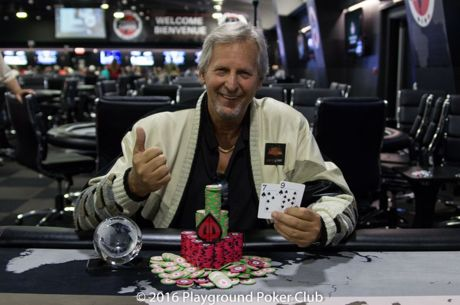 Richard Figiel Wins partypoker $500,000 Guarantee Canadian Grand Prix