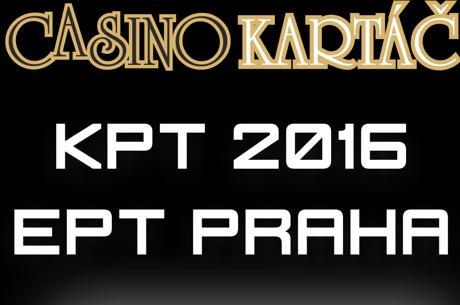 KARTÁČ POKER TOUR 2016 EPT PRAHA - zbývá poslední 6 míst!