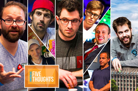 Five Thoughts: Mercier Opens Up, Galfond Opens Up Shop and Negreanu Plays The Shill