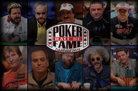 WSOP Announces 10 Finalists for 2016 Poker Hall of Fame
