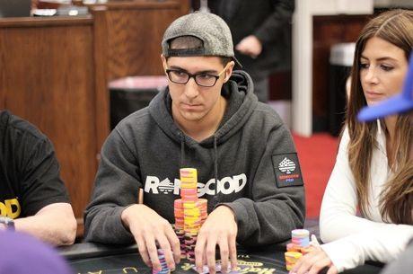 RunGood Poker Series Tulsa: RunGood Pro Ben Reason Tops Day 1A Leader Board