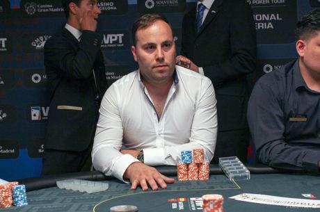 Eugénio Bastos Continua na Frente no Dia 2 da Etapa #10 Solverde Poker Season 2016