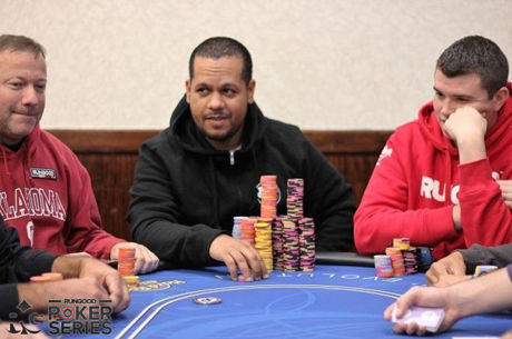RunGood Poker Series Tulsa: Jose Montes Goes on a Rampage, Enters Day 2 With Huge Lead