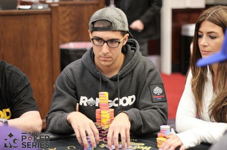RunGood Poker Series Tulsa: RunGood Pro Ben Reason Tops Day 1A Leader Board