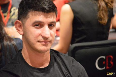 Mladen Ivanov quiere el título del Circuito Nacional Poker Bilbao 2016