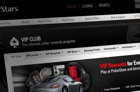 Нови промени във VIP програмата на PokerStars oт януари 2017
