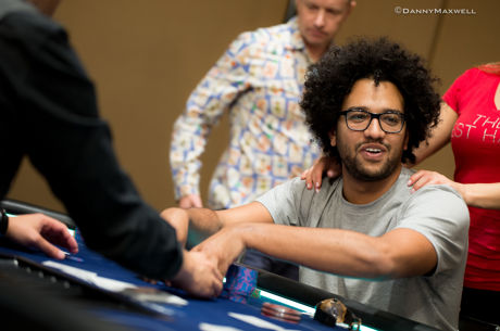 "Salman ""salfshb"" Behbehani Lidera Super High Roller do WCOOP"